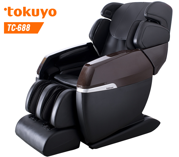 Tokuyo TC 688 massage chair 1