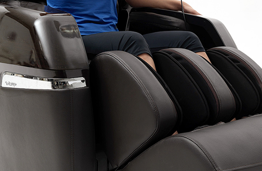 Tokuyo TC 688 massage chair calf massage