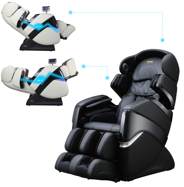 Tokuyo TC 711 massage chair 2